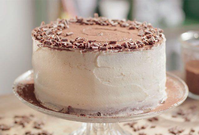 Chocoladecake met Baileys