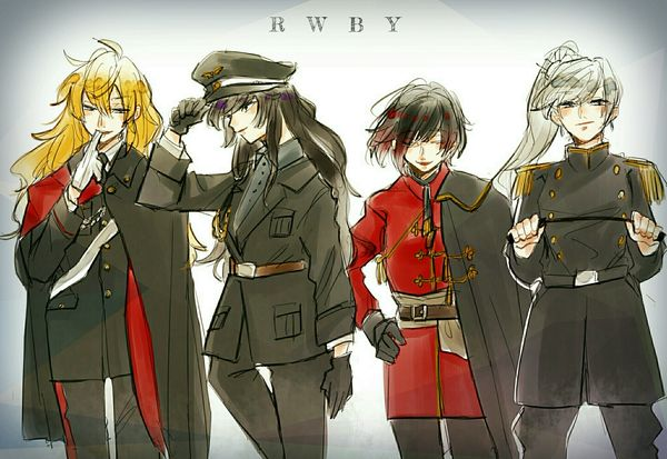 RWBY: Command 'N' RWBY