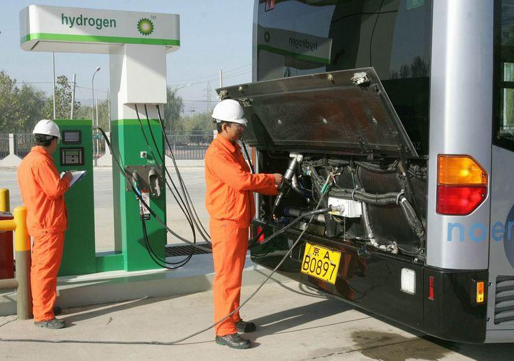 hydrogen station