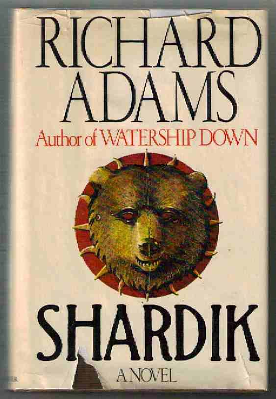 Stephen King talks of Shardik in The Dark Tower series...