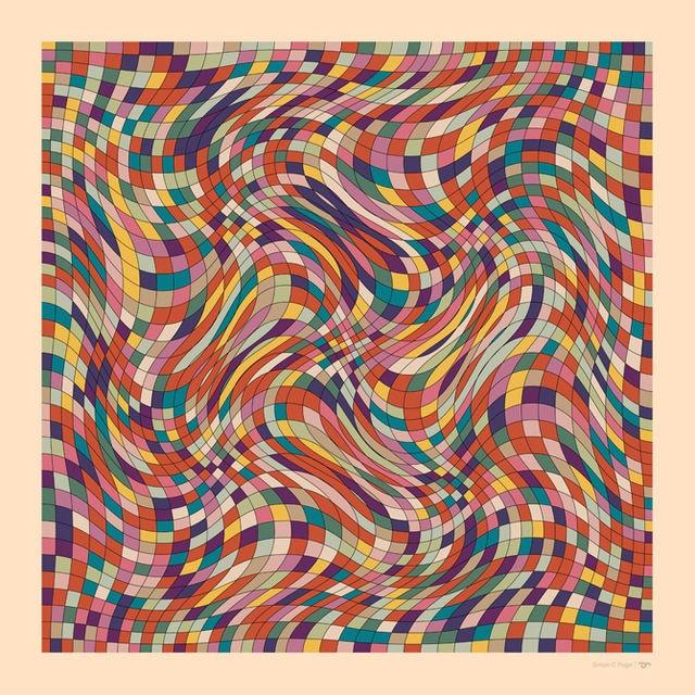 Simon C. Page: geometric variations / Galeries / étapes:
