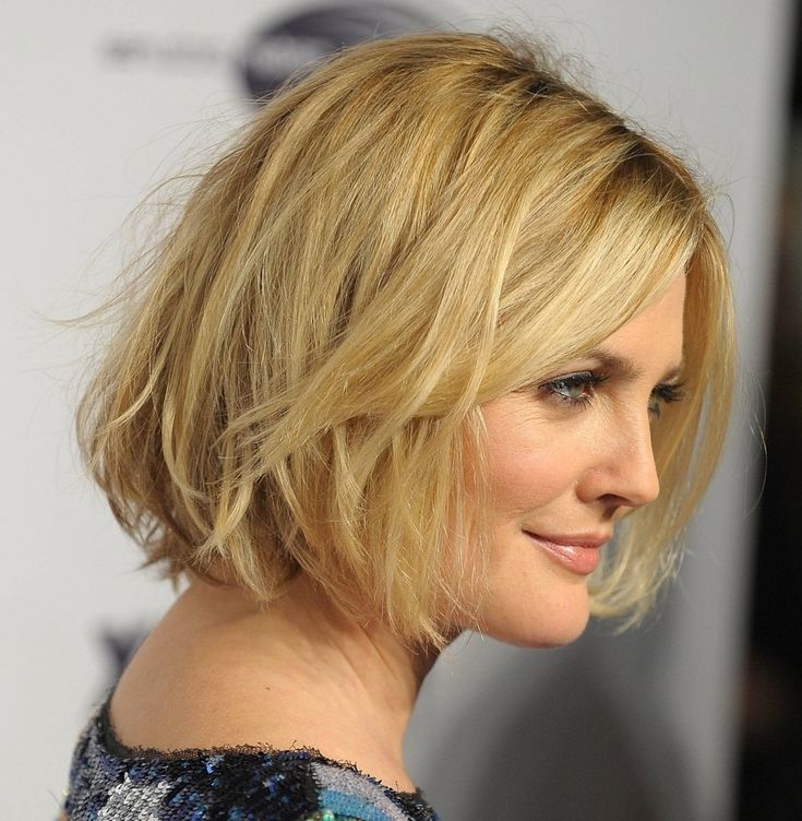 Best 25+ Hairstyle for small face ideas on Pinterest   Small face ...