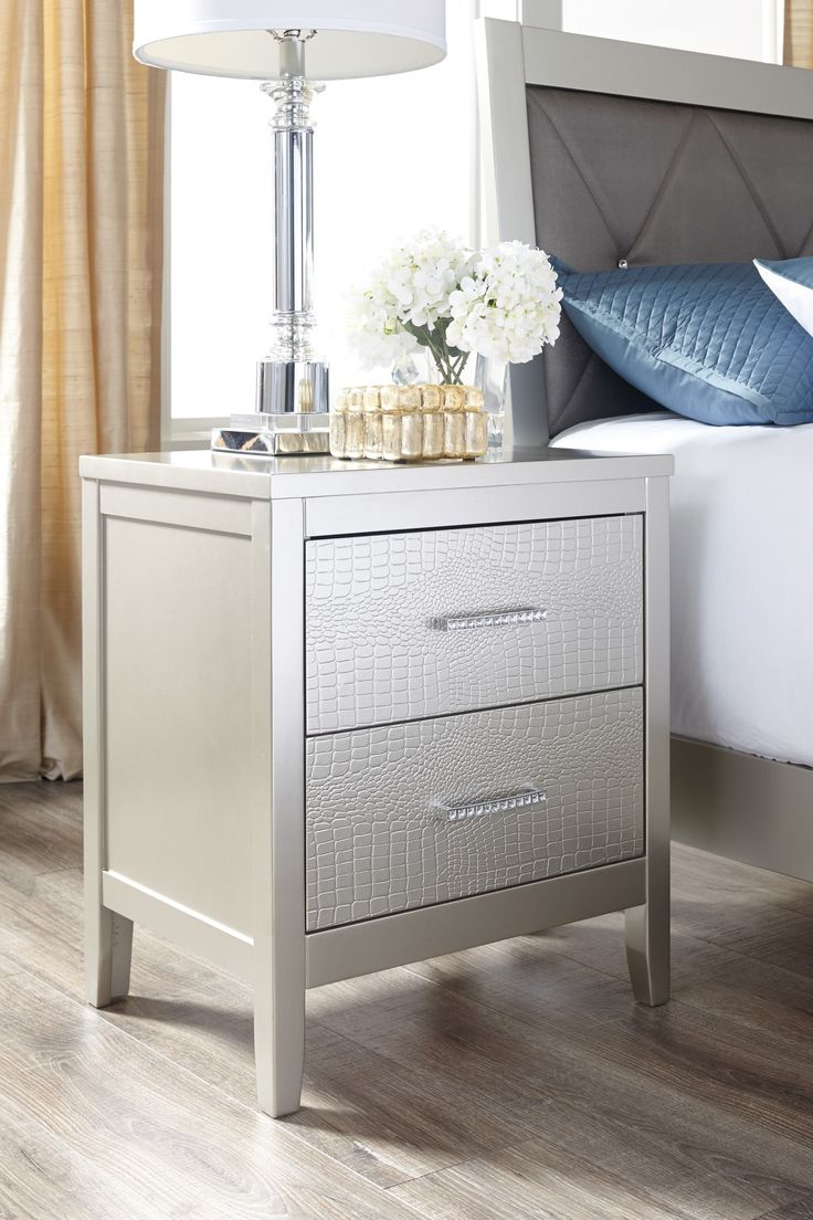 1000 ideas about night stands on pinterest bedroom night stands nightstand ideas and side. Black Bedroom Furniture Sets. Home Design Ideas