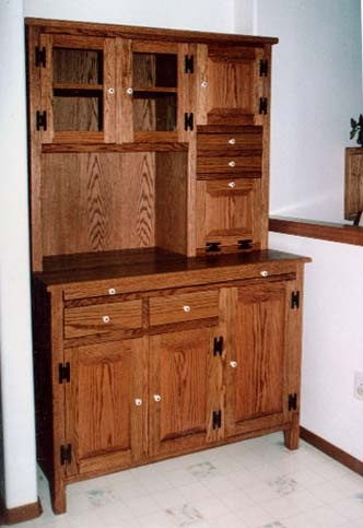 Lots Of Fun Little Drawers On This One, But Might Limit Storage Space. Kitchen  Hutch ...