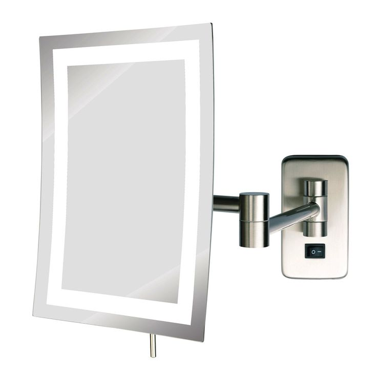 See All Industries HLED Mediterranean Collection South Beach Makeup Mirror | ATG Stores