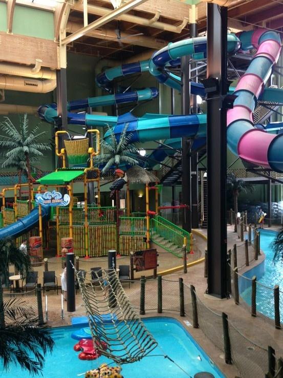 Maui Sands Resort And Indoor Waterpark Sandusky Ohio