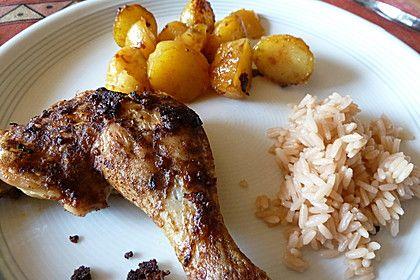 Portugiesisches Hähnchen aus dem Ofen, ein sehr schönes Rezept aus der Kategorie Geflügel. Bewertungen: 120. Durchschnitt: Ø 4,3.