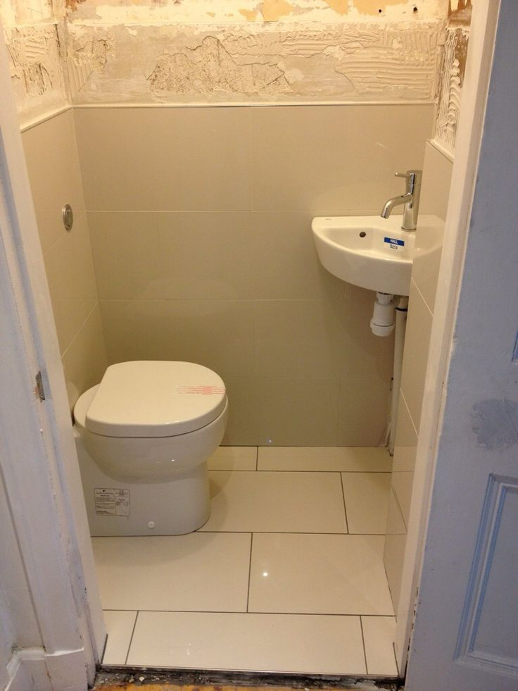 90 best small downstairs cloakroom ideas images on for Outhouse bathroom ideas