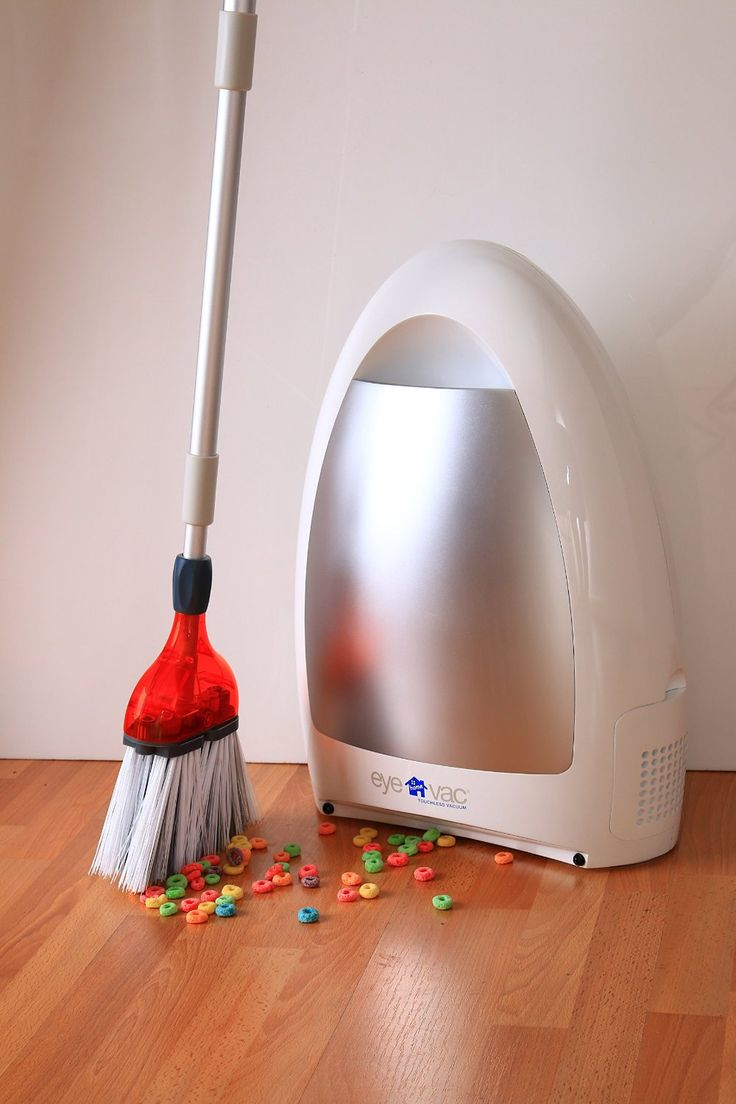 Smart Touchless Vacuum By Eye Vac. Cool Electronic GadgetsCool Electronics Kitchen ...