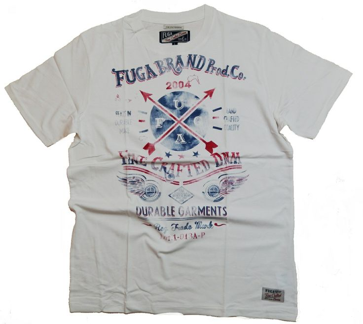 Fuga Denim T-Shirt