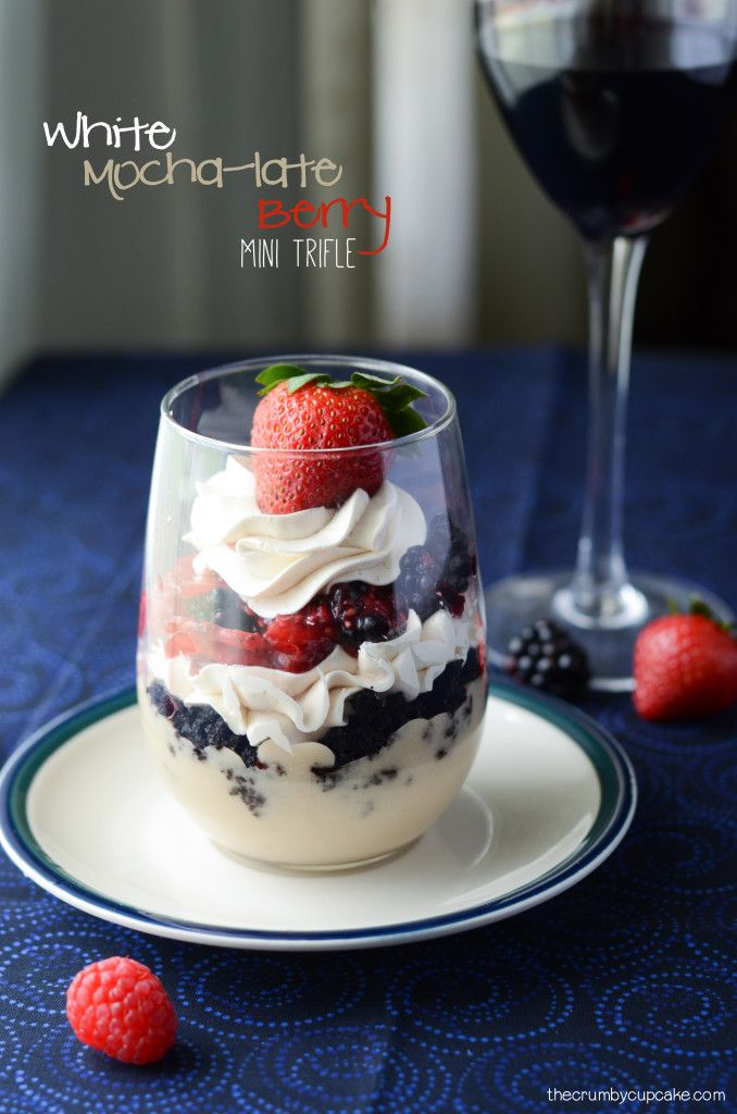 Best Summer Berry Trifle