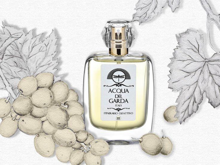 Eau de Parfum 50 ml - Itinerary III - Acqua del Garda