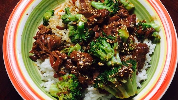 Ditch the expense of takeout and the work of homemade broccoli beef with this super-simple slow cooker recipe for the classic dish.