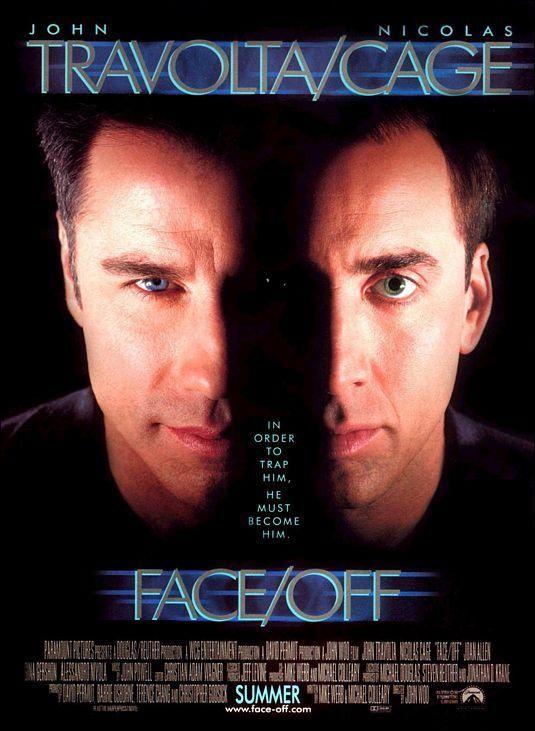 FACE/OF // usa // John Woo 1997