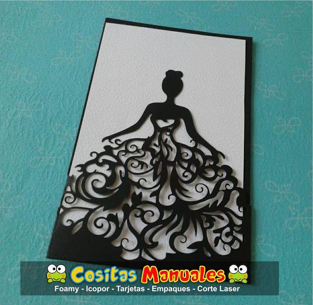 Diseños elegantes labrado en forma de princesa, colores al gusto del cliente tamaño original es de 10 X 18 cm o adaptable ala necesidad tam...