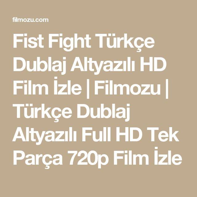 Fist Fight Türkçe Dublaj Altyazılı HD Film İzle | Filmozu | Türkçe Dublaj Altyazılı Full HD Tek Parça 720p Film İzle
