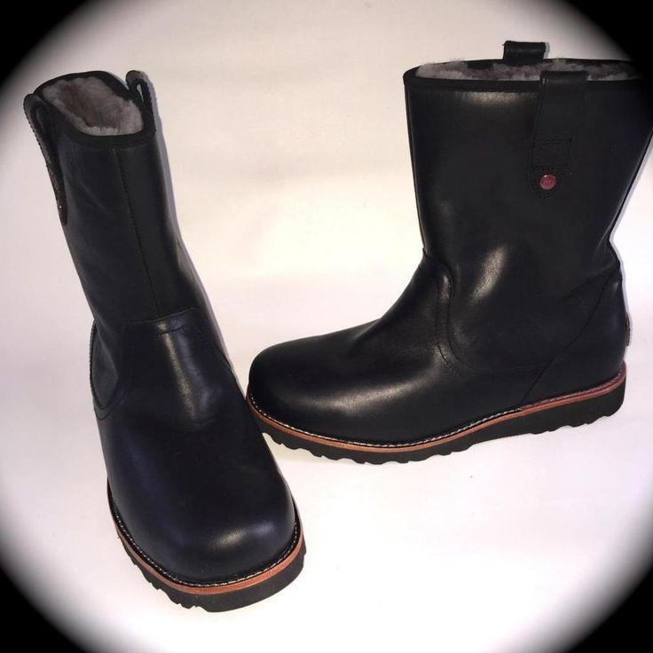 bae04c11752 denmark black ugg boots size 9 1569c 05426