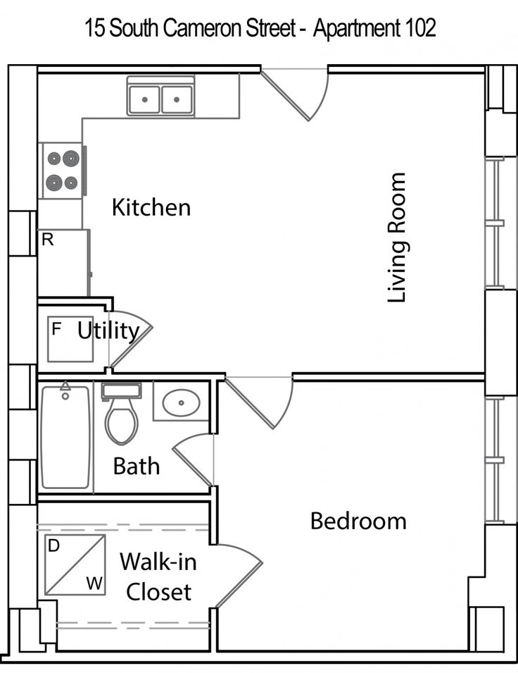 Best 25+ Garage apartment floor plans ideas on Pinterest | Studio ...