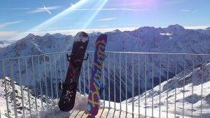 Deportes de nieve. Snowboarding.
