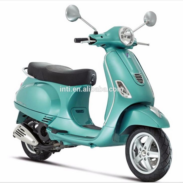 Italy vespa new hot sale cheap 50cc 125cc 150cc eec automatic gas scooter price