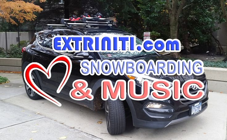 I installed my Thule 6 Ski & Snowboard Carrier on to my Thule Roof Rack today. I'm ready to roll for the 2017 / 2018 Ski & Snowboard Season (11/15/2017). 🏂❤️ #Thule #RoofRack #Ski #Snowboard #Skiing #Snowboarding