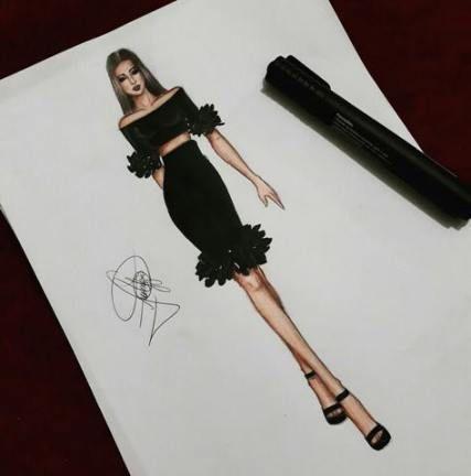 68 ideas fashion vogue sketches haute couture