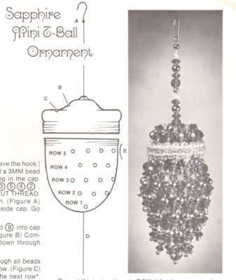 Perfumed Chandelier Mini-Tea Ball Ornament HOW TO Instructions    Love this stuff!