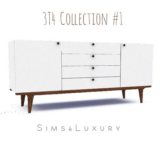 Sims4Luxury: Collection 1 • Sims 4 Downloads