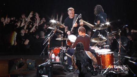 New Metallica album update: 25-percent written