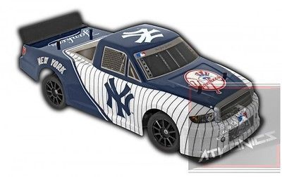 RedCat Racing New York Yankees MLB Electric RC Radio Controlled RTR Truck - http://hobbies-toys.goshoppins.com/radio-control-control-line-toys/redcat-racing-new-york-yankees-mlb-electric-rc-radio-controlled-rtr-truck/