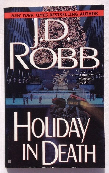 11 best favorite books images on pinterest book lists playlists holiday in death in death series by j robb nora roberts caught on a kindle daily deal for with the companion audibles ed fandeluxe Gallery