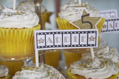 Social Salutations: Movie Star Party