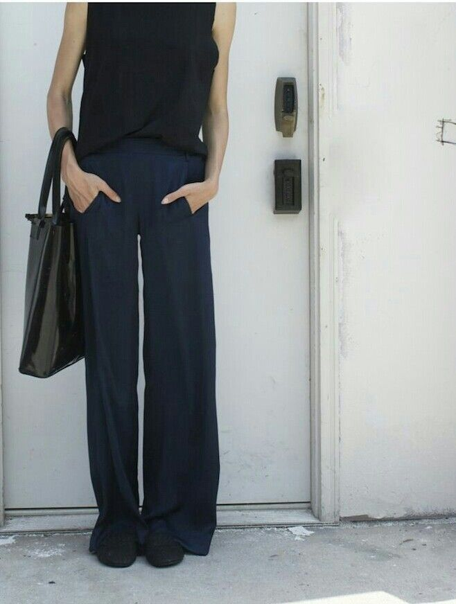 A chic way to stay cool this summer without showing any leg. Get our linen blend pair at http://smitherystyle.com/collections/bottoms/products/wide-leg-linen-pant.