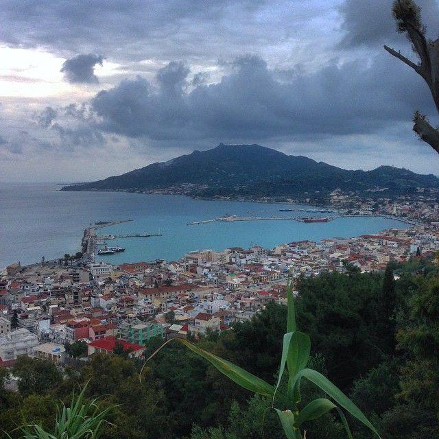 Enjoy the view! #Zakynthos #Zante Photo credits: @couvanos
