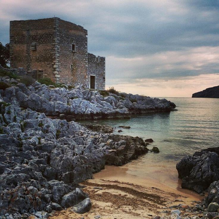 Hidden beach #sea #travel #romantic