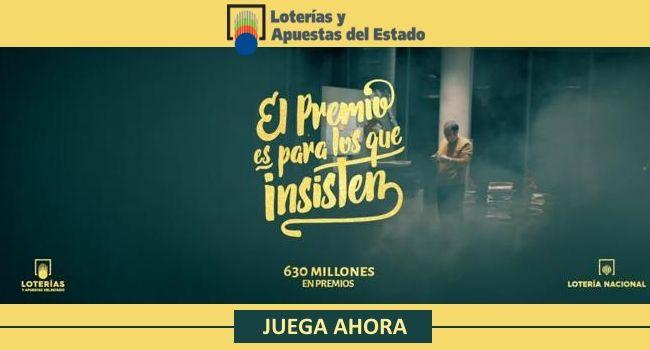 Toda la información que deseas acerca de los sorteos de loterías y apuestas de España