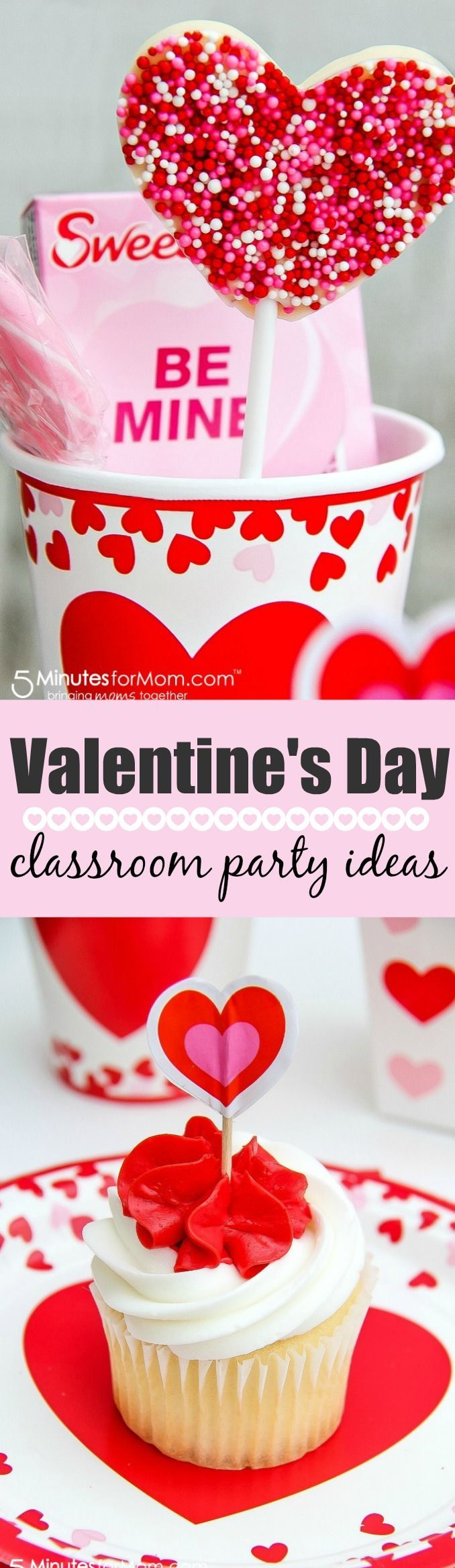 easy valentines day ideas for classroom parties - Valentine Day Special