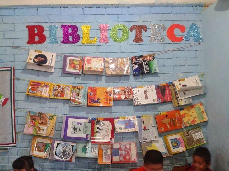 TIPS DE ACTIVIDADES PARA TU GRUPO ESCOLAR: Práctica biblioteca de aula