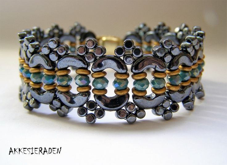 find this pin and more on beaded bracelet patterns