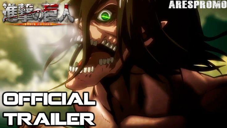 Attack On Titan Shingeki No Kyojin Season 2 Trailer Official English Sub...