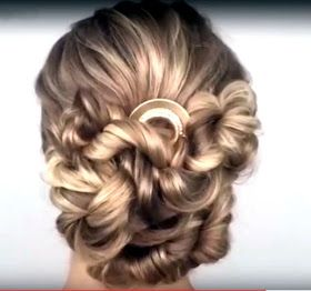 Makeup Tutorial Beauty Tips: Beautiful Hairstyle