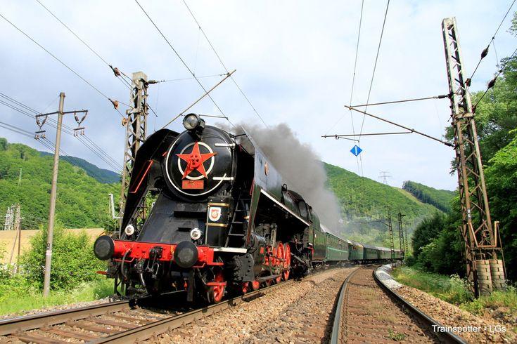 ČD 475.1 179 at Vrutky