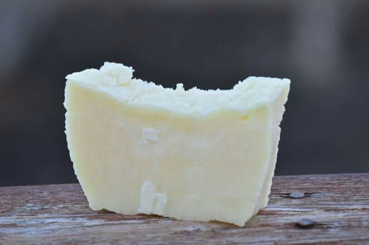 85% Organic coconut oil, Lemon soap with vitamin E  ~150g  https://www.etsy.com/ca/shop/KandJNaturals?ref=hdr_shop_menu