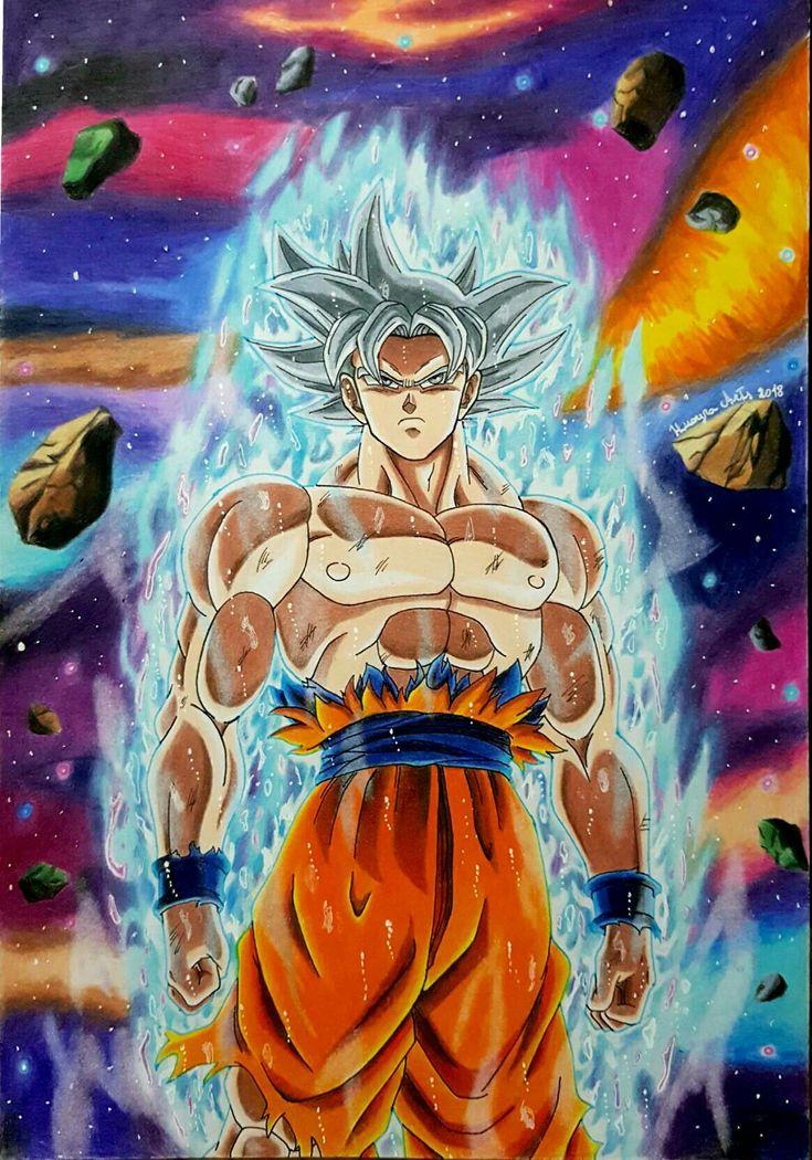Goku ultra instinto dominado universo 7 dbs dragon ball dragon ball z y goku - Imagenes de dragon ball super ultra instinto ...