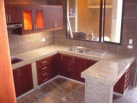 63 best cocinas de concreto images on pinterest kitchens - Cocinas bonitas ...