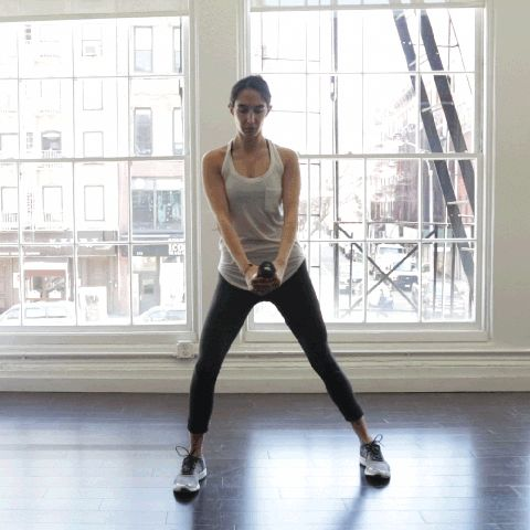 The 5-Move Workout Swimsuit Models Swear By - Swimsuit Model Workout Tips