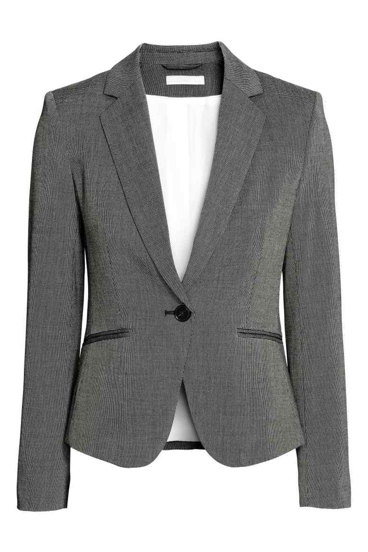 Fitted jacket | H&M