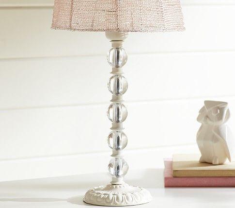 Ellery Flower Shade Kids Room Lighting Lamp Bases