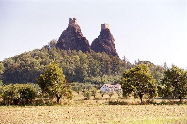 Trosky- národní kulturní památka ČR-autor Olaf 1541