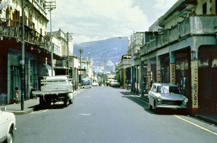 Hanover Street, District Six c1969. | by Etiennedup